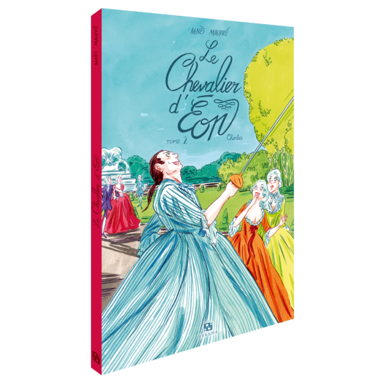 Le Chevalier d'Éon Tome 2 : Charles