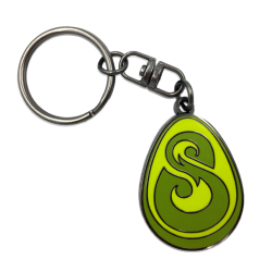 Emerald Dofus Keychain