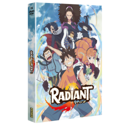 Radiant Season 1 DVD Boxed Set