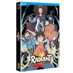 Radiant Season 1 Blu-Ray Boxed Set