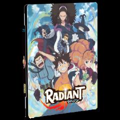 Coffret Blu-ray steelbook Radiant saison 1