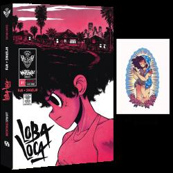 Mutafukaz Loba Loca Volume 1 Boxed Edition