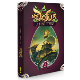 DOFUS Volume 6: La lune d'Ebène – Novel