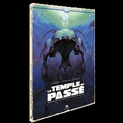 Le temple du passé Tome 1 : Entrailles