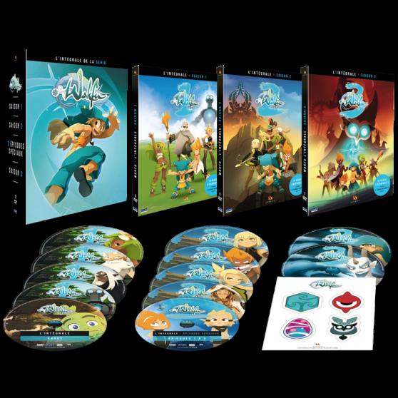 Wakfu: The Complete Series (DVD) - Goodies
