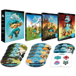 Wakfu: The Complete Series (DVD)