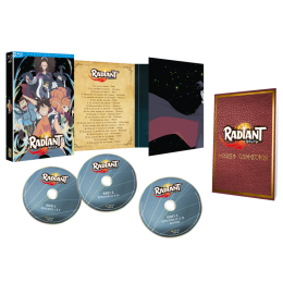 Coffret Blu-ray Radiant saison 1
