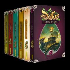 Complete DOFUS Novel series