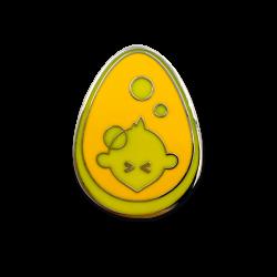 Ochre Dofus pin