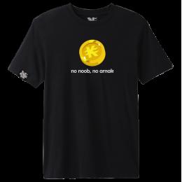 T-shirt DOFUS Rétro - no noob, no arnak