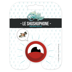 Shushu phone holder