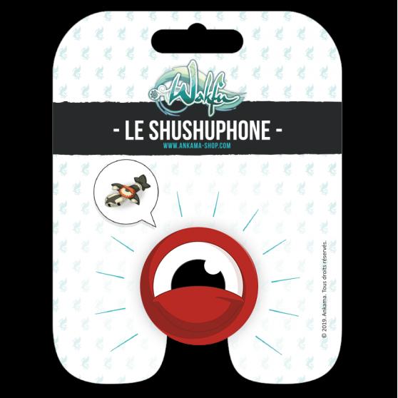 SHUSHUPHONE SUPPORT TELEPHONE