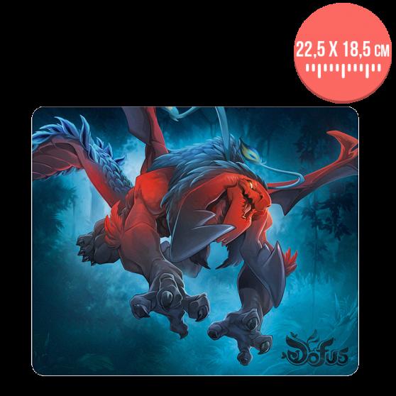 Tapis de souris DOFUS Dragon Tylezia