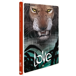 Love Tome 3 : Le lion