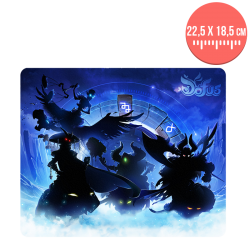 Mousepad - The Four Horsemen of the Eliocalypse