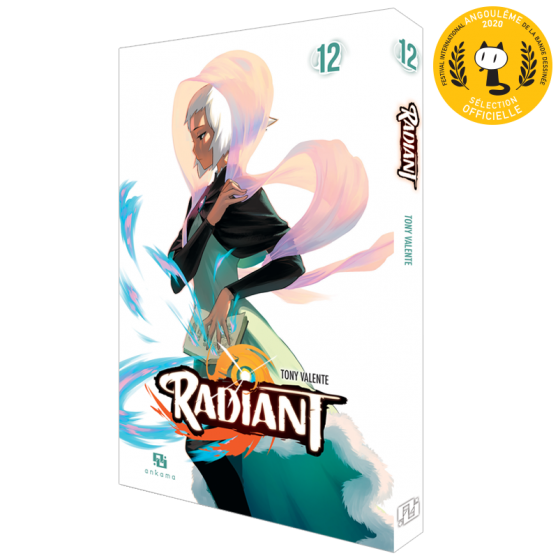 Radiant tome 12