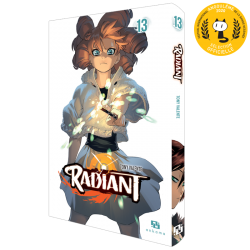 Radiant Tome 13