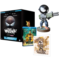 Mutafukaz - the movie: Blu-Ray Collector's Edition
