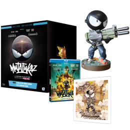 Mutafukaz - Le film : édition collector Blu-ray