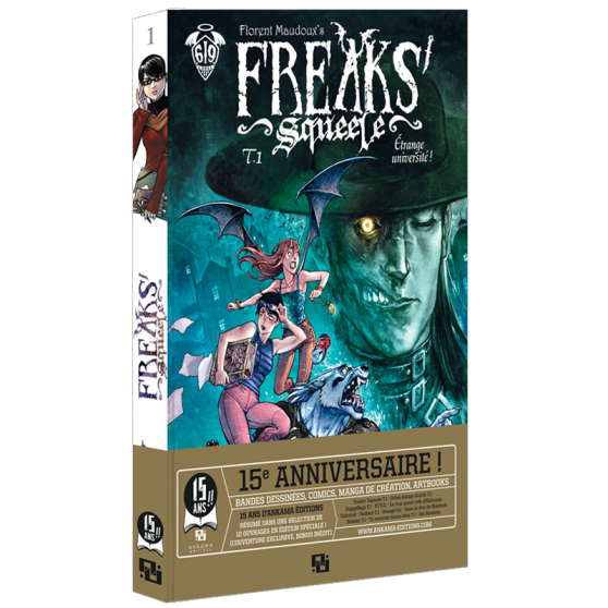Freaks' Squeele Volume 1 – 15th anniversary special edition