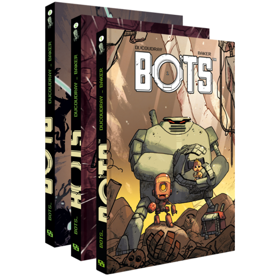 BOTS – Complete Edition