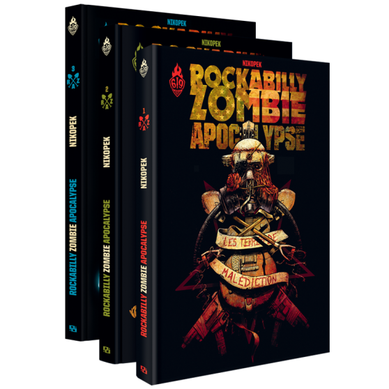 Rockabilly Zombie Apocalypse - Complete Edition