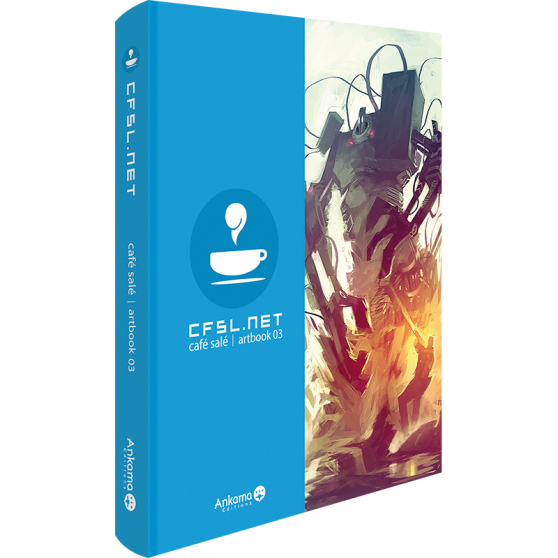 Artbook CFSL.NET Tome 3