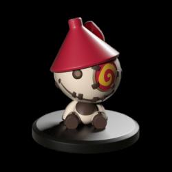 Madoll – Krosmaster Figurine