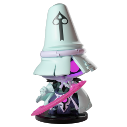 Comte Frigost - Figurine Krosmaster (Version US)