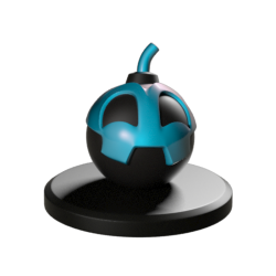 Water Bomb – Krosmaster Figurine