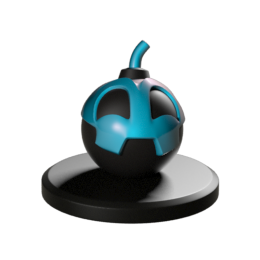 Bombe à eau - Dotation Krosmaster