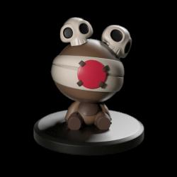 Sacrificial Doll – Krosmaster Figurine