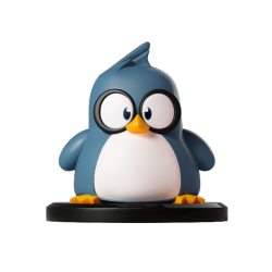 Pingwinkle – Krosmaster Figurine