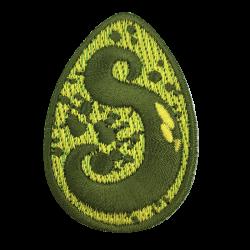 DOFUS Retro insignia - Emerald DOFUS