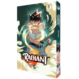 Radiant Tome 1 - Edition spéciale 15 ans
