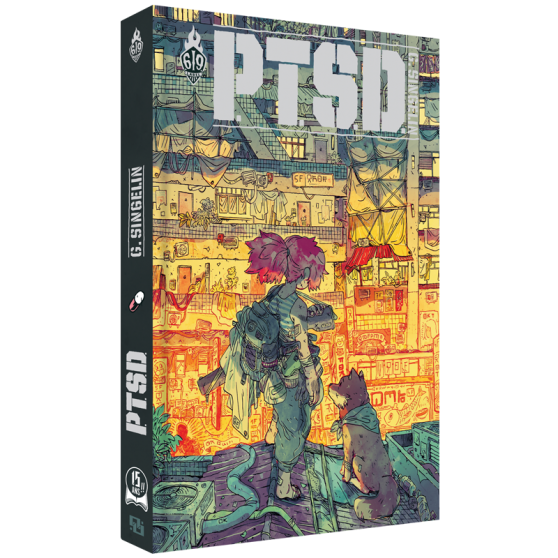 PTSD - Special 15th anniversary edition