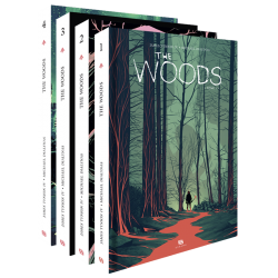 The Woods - Intégrale 4 tomes