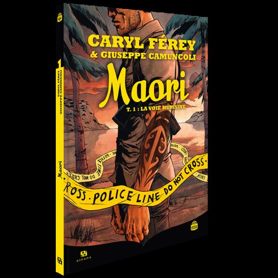 Maori Volume 1: La Voie humaine
