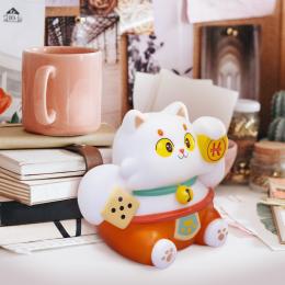 Tirelire Maneki Neko Ecaflip - Figurine de collection