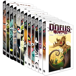 DOFUS Monster - Intégrale 12 tomes