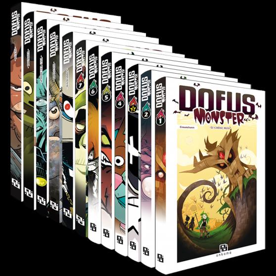 DOFUS Monster - Complete 12-volume edition