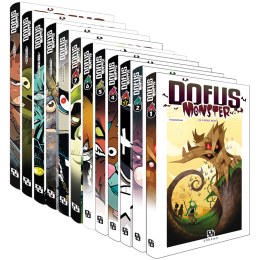 DOFUS Monster - Complete 12-volume edition