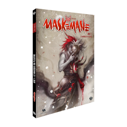 Maskemane Arc 1: Le Masque du Pleutre