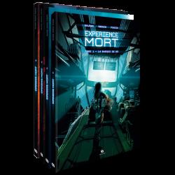 Expérience mort - Complete 4-volume edition
