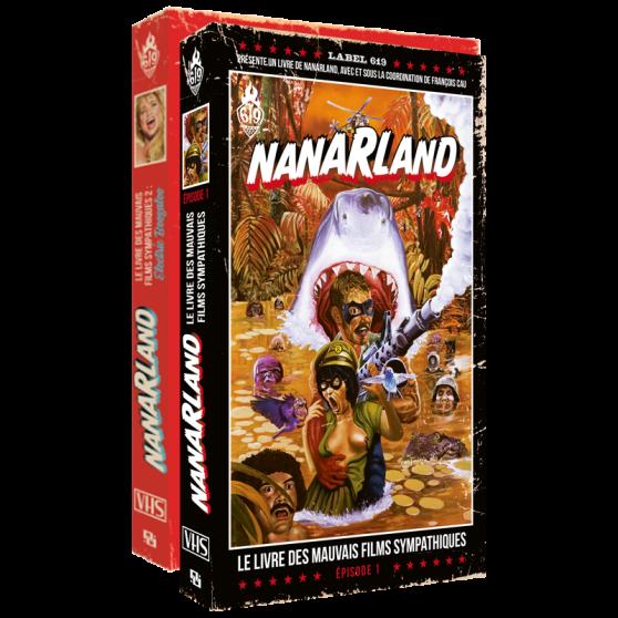Nanarland – Complete 2-Volume Edition