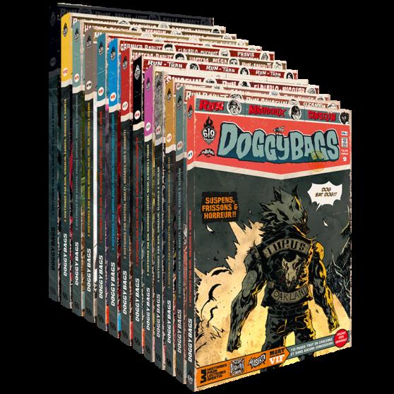 DoggyBags - Intégrale saison 1 (13 tomes)