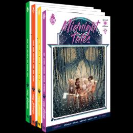 Midnight Tales - Intégrale saison 1 (4 tomes)