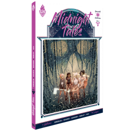 Midnight Tales: Season 1 – Complete Edition (4 volumes)