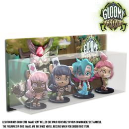 Pack classique Gloomy Grove 1