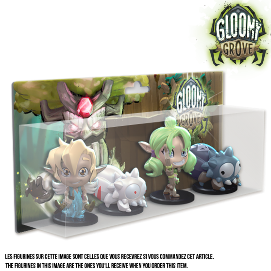 Pack classique Gloomy Grove 2